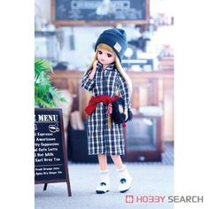 [Close] Licca Bijou Series Candy Date (Fashion Doll) Item picture1