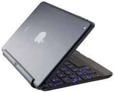 Amazon.com: ZAGGkeys Cover Backlit Keyboard Case for iPad Air (Black): Computers & Accessories