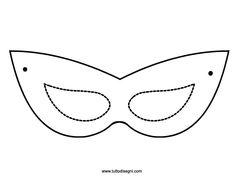 maschera-principessa-ritagliare
