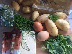 Cyprus new potatoes