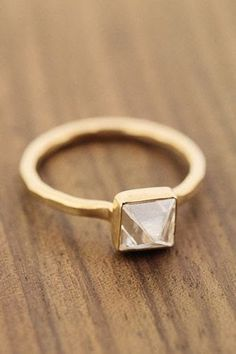 """When it comes to the one, there shouldn't be any ifs, ands, or buts about them. And, when it comes to the ring, we don't want to feel even an inkling of regret in the jewelry department either. After all, when you say """"yes,"""" you're also saying """"forever"""" to your S.O. and the ring. And, that's"""