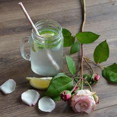 Rosewater Lemonade – Alpha Foodie