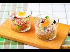 イタリアンライスサラダのレシピ   料理サプリ - YouTube