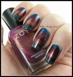 Zoya-Ignite-Stripe-Nail-Art