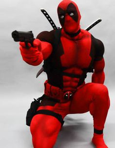 Deadpool From Flex Design