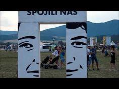 """23.07.2018 Roman Michelko : Pohoda – festival alebo """"slušné"""" Slovensko ukázalo svoju tvár - YouTube Roman, Youtube, World, The World, Youtubers, Youtube Movies"""