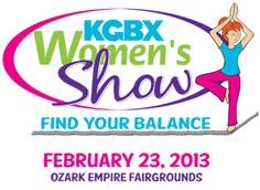 2013 KGBX Women's Show  Feb 23. Junior League members from Pitter Pat, Cookbooks and Plaid Door will be at booth #88. Come see us - we have coupons :)