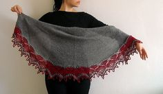 Ravelry: Project Gallery for Cladonia pattern by Kirsten Kapur
