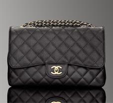 Iconic bags: Chanel Caviar Flap Bag
