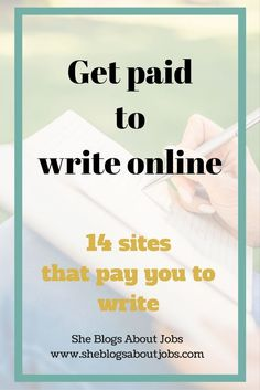 Part time jobs: This is a list of 14 legitimate online writing jobs at home. If you are someone who wants to make money online, you need to check out this article.