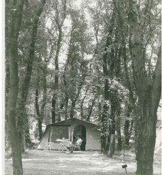 Auch heute noch einer unserer tollsten Campingplätze: Camping le Soleil in den 60ern.