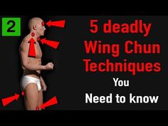 5 deadly wing chun techniques you need to know - YouTube