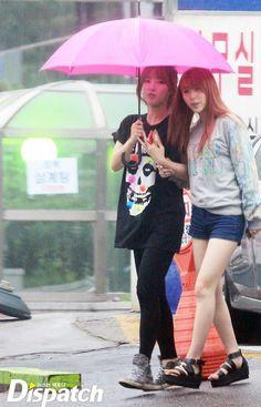 130712 4MINUTE @ KBS Music Bank