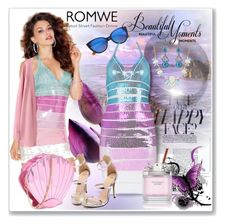"""""""www.romwe.com-XIV - 5"""" by ane-twist ❤ liked on Polyvore featuring Victoria's Secret, vintage and romwe"""