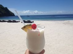 We'll be seeking out the best cocktails on St Vincent & the Grenadines. Yes, we're doing it so you don't have to - unless you win this competition of course http://on.fb.me/14yO1OZ