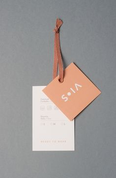 fashion logo SOIA Corporate Design - Mindsparkle Mag Graphic design, packaging tag, branding, logo inspiration for creative entrepreneurs, graphic designers. Corporate Identity Design, Brand Identity Design, Brand Logo Design, Logo Inspiration, Packaging Design Inspiration, Entrepreneur Inspiration, Design Food, Graphisches Design, Label Design