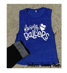 Check out this item in my Etsy shop https://www.etsy.com/listing/531028605/raising-ballers-football-mom-football