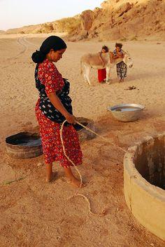 Algerian Culture - desert