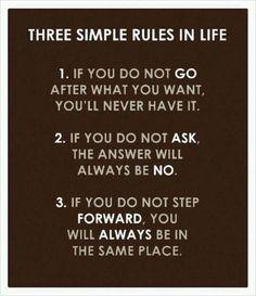Start deze week goed met deze 3 regels! Stap uit de comfortzone en ga ervoor. Doe jij mee? http://bptraining.nl