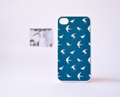 #iPhoneCase iPhone 4/4s Case - Teal Bird iPhone Case by TheCaseOfMrPelham, $17.99