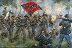 2nd Battle of Drewry'S Bluff 1864