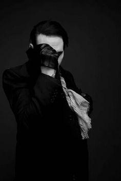 Marilyn Manson Glove