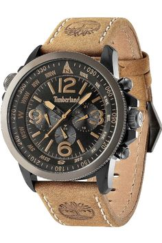 Nice watch, kinda wish it was a different brand. Timberland Gents Campton Watch 13910JSBU-02