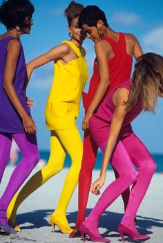 Inspired by Matisse: Colour blocking