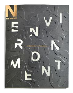 Good design makes me happy: Project Love: Neenah Environment 'Everybody's Business' Direct Mail