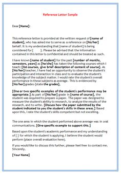 Sample-Letter-Of-Recommendation-For-Teaching-Position | Reading