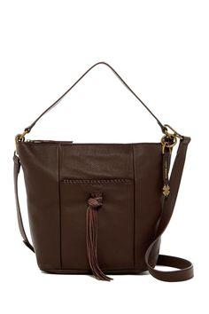 Carmen Bucket Bag in CHOCOLATE