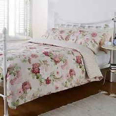 pink and blue floral duvet - Bing Images