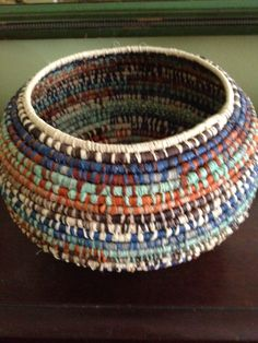 Easy basket weaving diy tutorial | craft passion.