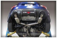 GReddy Scion FR-S 2013-ON Evo3 Exhaust