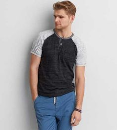 American Eagle Men, Mens Outfitters, Aeo, Lounge Wear, American Eagle Outfitters, Active Wear, Clothes For Women, Mens Tops, T Shirt