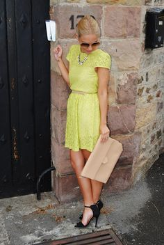 Canary lace