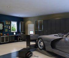 Closet Factory - Custom Garage Storage Design and Install