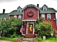 Old Red Inn & Cottages in North Conway, NH