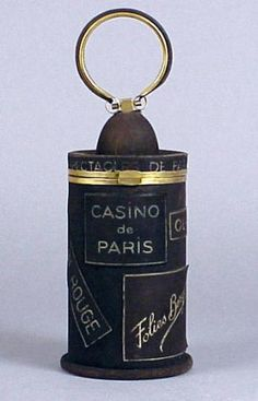 Vintage Casino de Paris Handbag - Couture and Textiles   Doyle Auction House