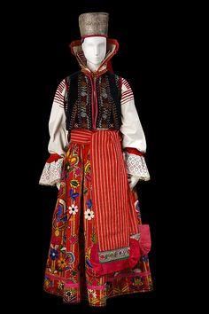 """""""le costume populaire russe"""" Русский костюм XVIII-XIX вв. Тамбовская губерния."""
