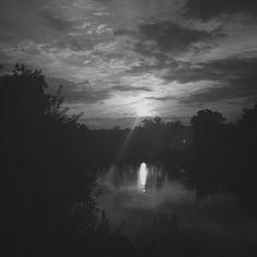 Photo by karolbaginski Ethereal, Mysterious, Poland, Northern Lights, Sunrise, Landscape, Instagram Posts, Nature, Blog