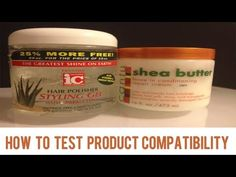 Test Your Hair Products for Blending Compatibility Before Applying to Your Hair!