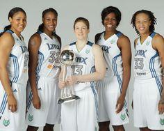 Minnesota Lynx 2011 Champions