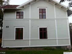 renoverad fasad