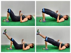 Glute Activation – 15 Glute Bridge Variations and 2 Activation Series