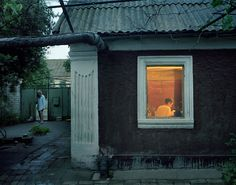 At the Dacha, Kherson, Ukraine, 2013 from  In the Land of Endless Expectations  Simon Crofts