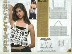 Revista Croche Blusas - Lucilene Donini - Álbuns da web do Picasa