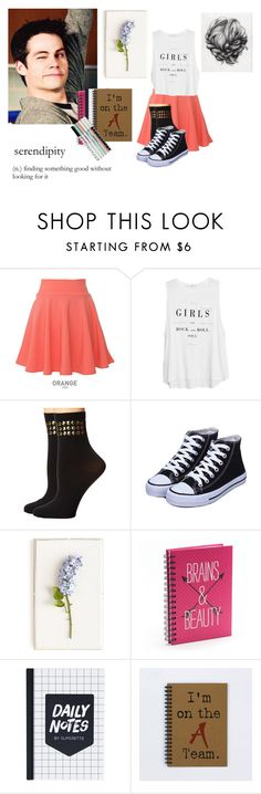 """Serendipity //  Teen Wolf // • Stiles Stilinski • Imagine — Description"" by xxracheladkinsxx02 ❤ liked on Polyvore featuring QNIGIRLS, MANGO, Betsey Johnson, Tommy Mitchell and Simple Pleasures"