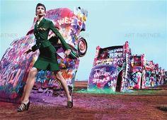 American Vogue, Camilla Nickerson, Modern arts, Mert & Marcus
