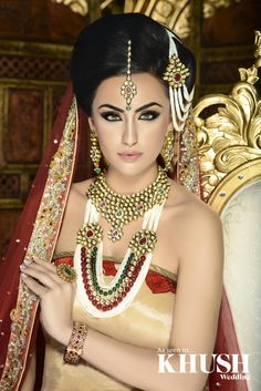 Unique traditional bridal jewellery by Divas Collection. T: +44(0)7411 416 326 E: sobhmir@hotmail.com As seen in the Winter 2013 Issue of Khush Wedding Magazine